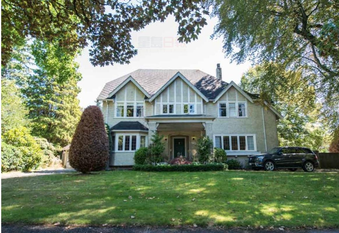 该间房屋位于温哥华西区。Samuel Cheng图片