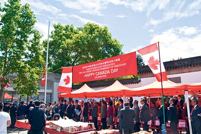 ■中国移民近年成为加拿大各社区的重要组成部分。资料图片