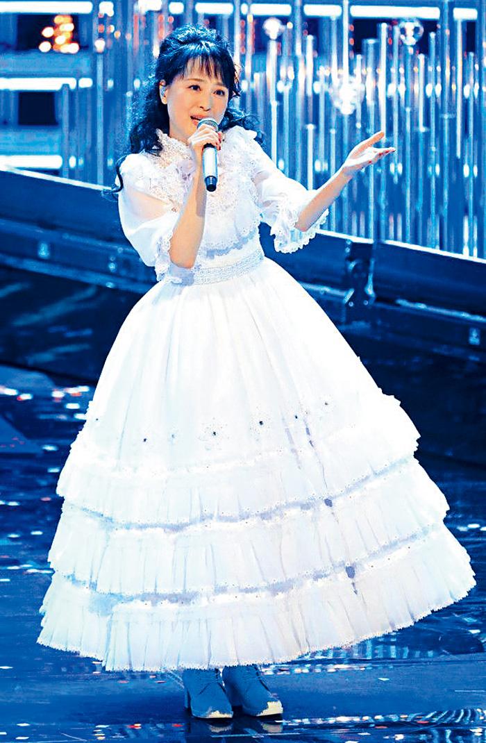 松田聖子紅白2019