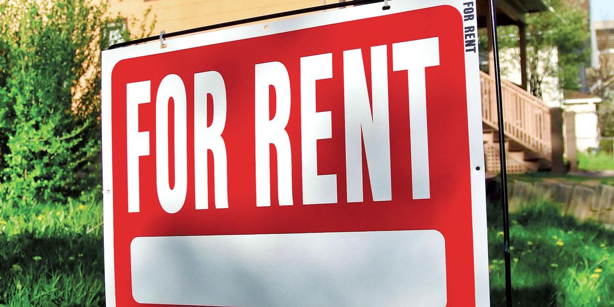 ■温哥华本月两睡房柏文租金,高踞全国榜首。  资料图片