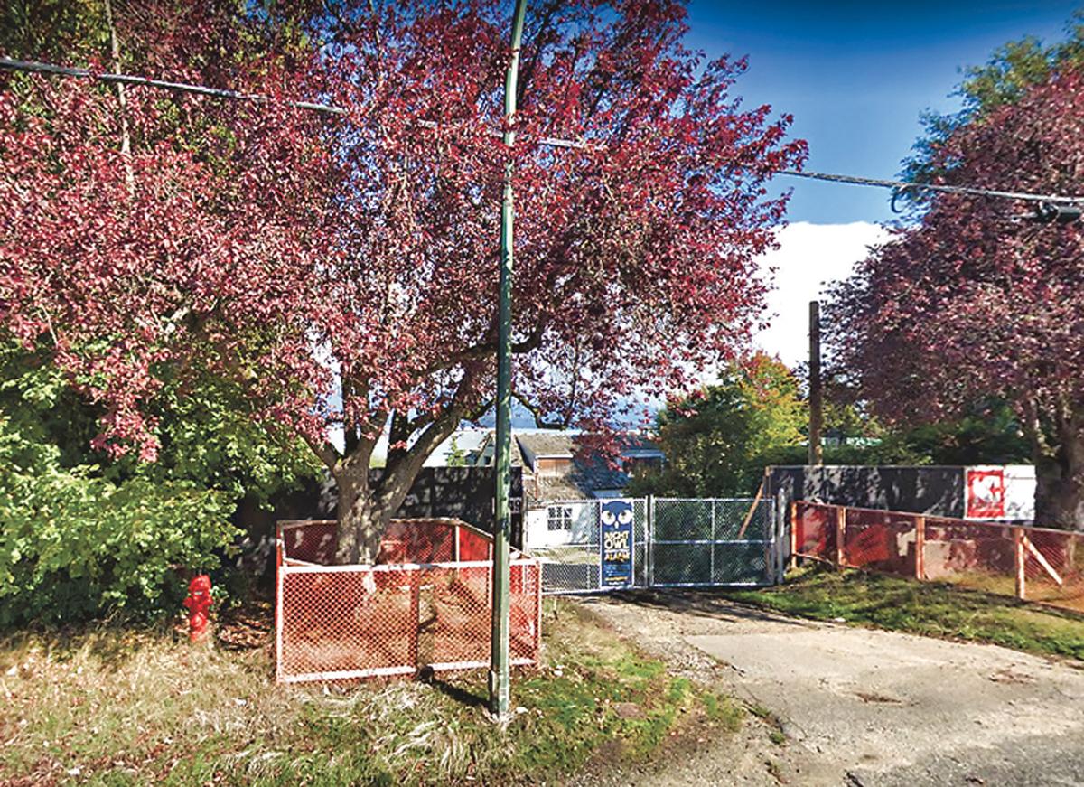 位于温市西区有空置税争议的房屋,业主正向卑诗法院控告温市府。Google Maps