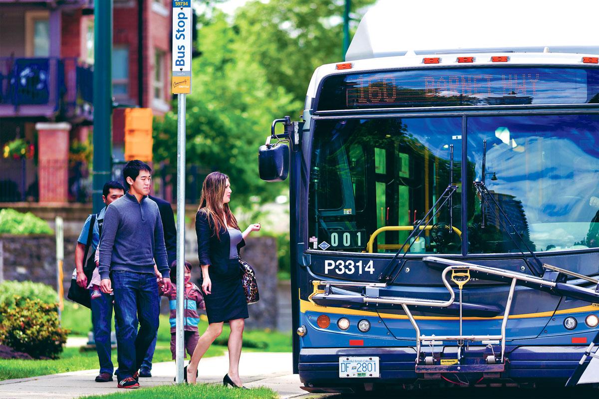 ■运联将增加巴士服务,以提升服务质素。资料图片