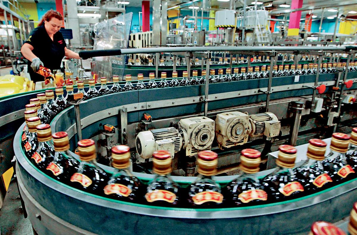美国对89种欧盟商品加征关税,包括威士忌等。图为苏格兰生产的威士忌。资料图片