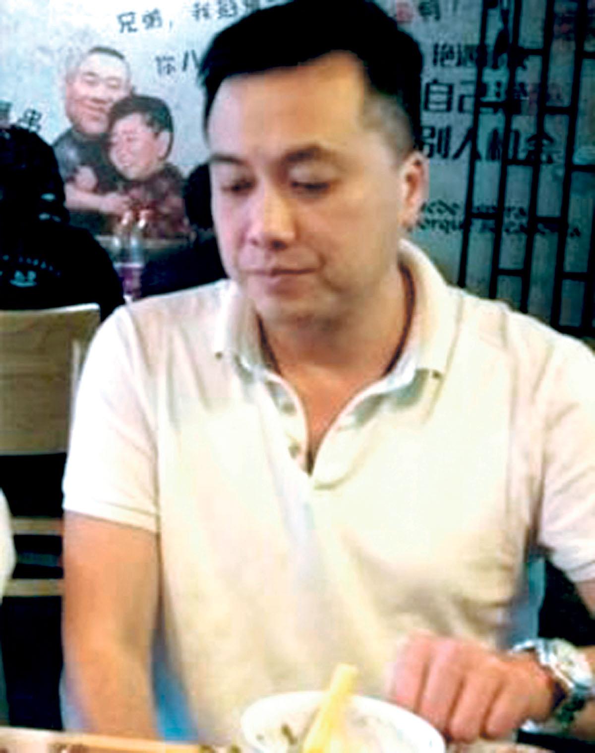 华裔男子赵印发(Richard Yen Fat Chiu,译音)