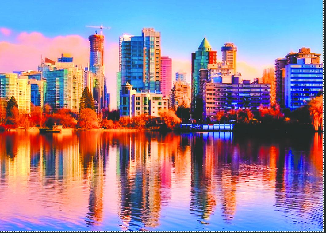 加拿大是许多人移民的热门国家之一。网上图片