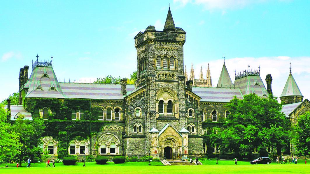 ■泰晤士报2020年高等教育世界大学排名榜,多伦多大学居全球最佳大学第18名。维基百科