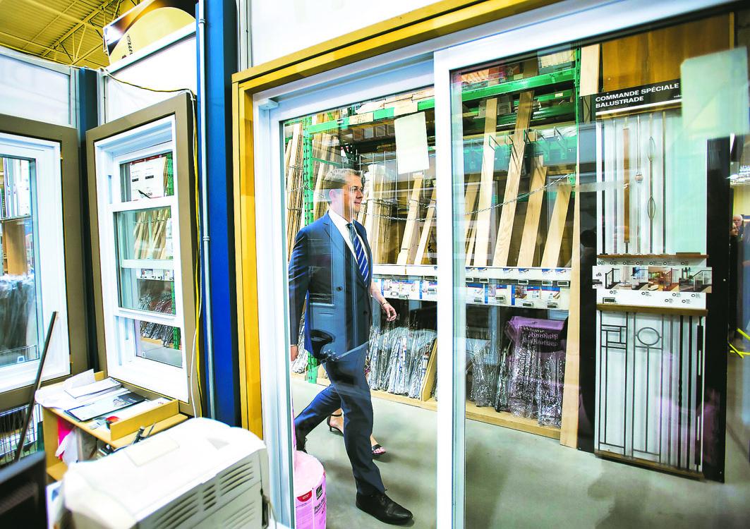 谢尔强调,为进行节能翻新工程的屋主提供税务优惠。加通社