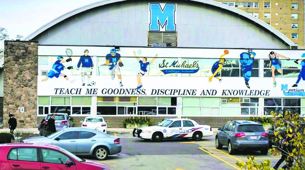 ■圣米高中学性侵案的一名受害人提告向校方及施袭者索偿165万元。加通社