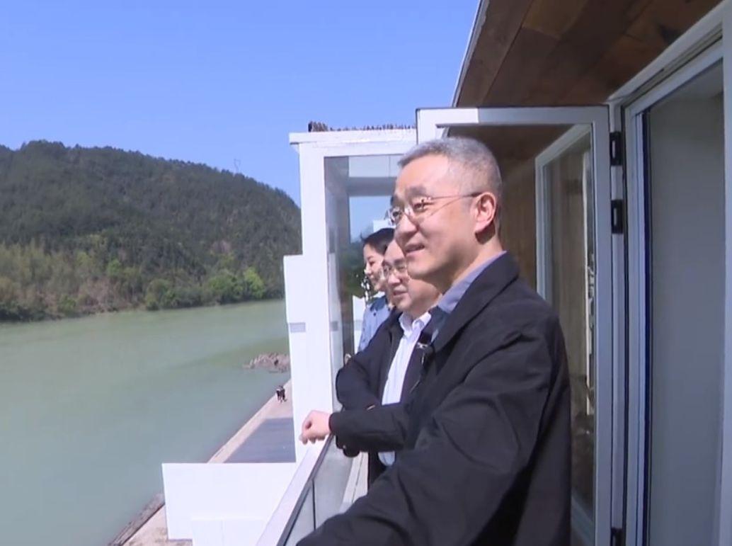 """胡锦涛之子视频拉客 受访提及习近平""""两山""""理念"""
