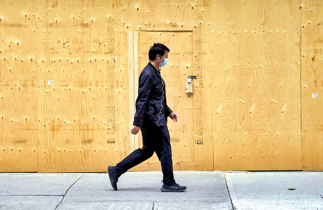 ■破產及重組專家表示,疫情對企業的打擊,程度遠超2008年度的金融危機。 星報資料圖片