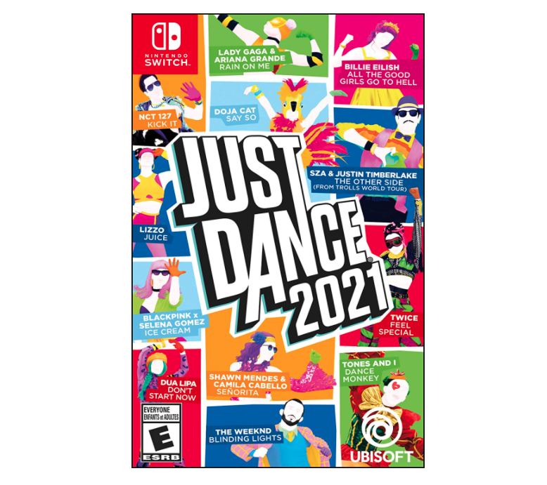 just dance switch 日 版