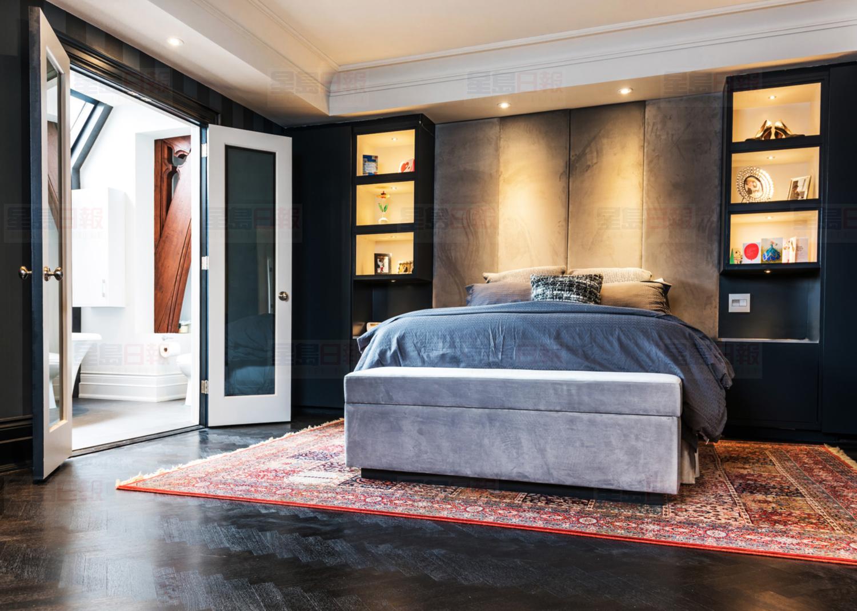 12+MacPherson+Avenue+TH+1+condo bedroom