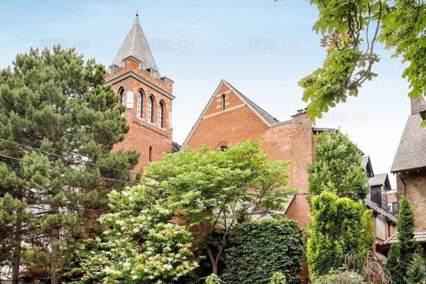 12 MacPherson Avenue, Summerhill Summerhill 教堂受保护排楼出售