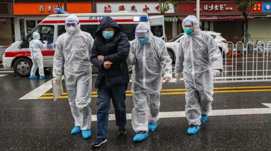 世界开始担忧:如果中国无法控制疫情 接下来怎么办?(图)