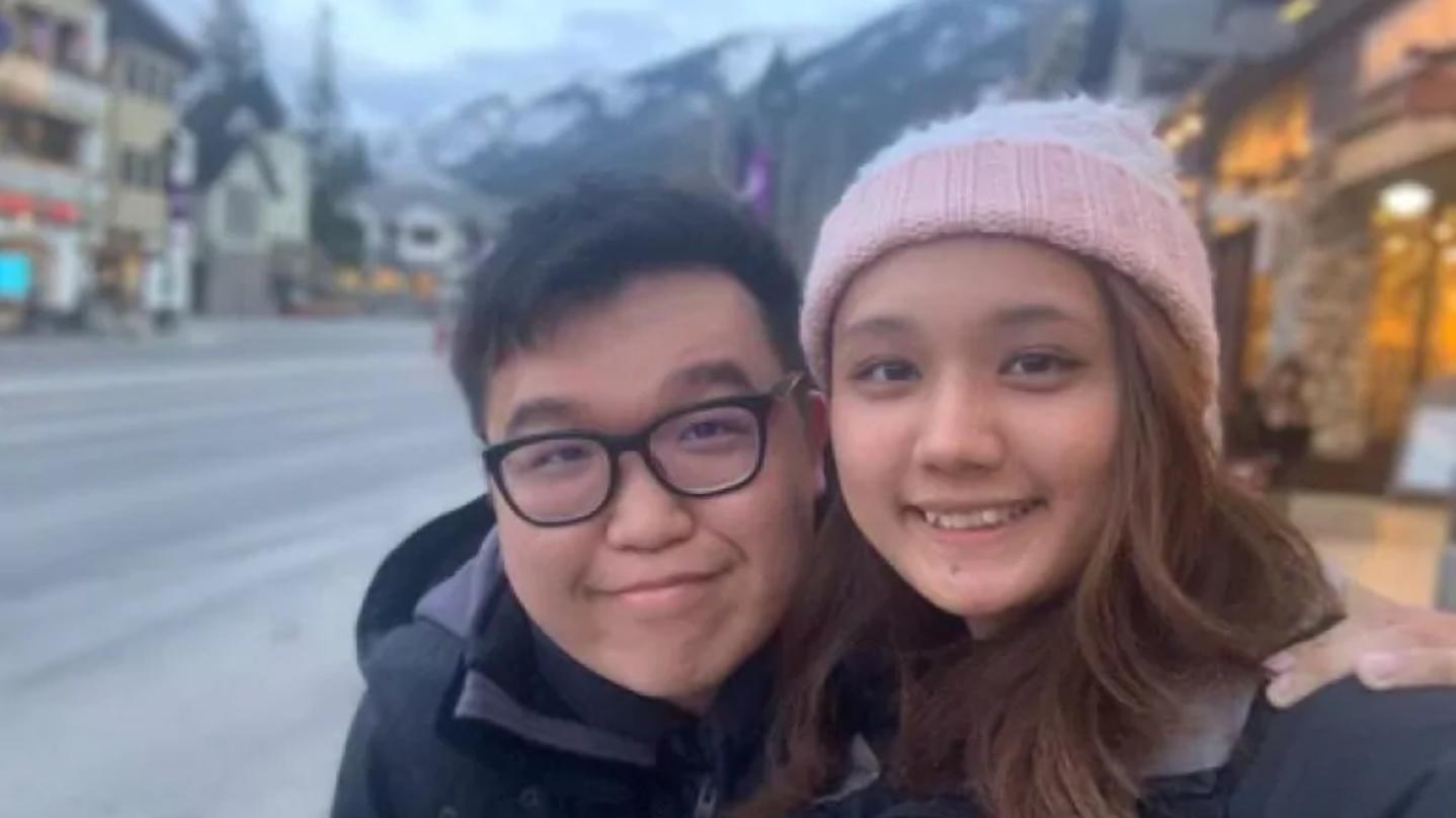 陈蒂姆和女友唐梅姬决定留在加拿大。CBC